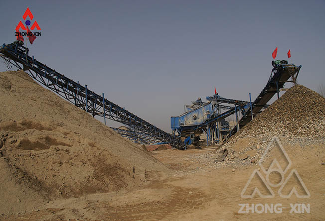 Dolomite Crushing And Screening Plant