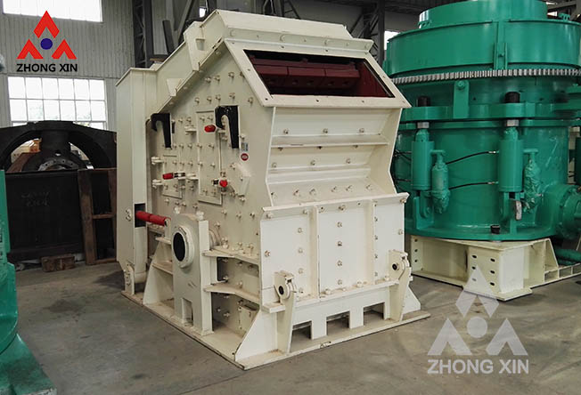 How to solve the dust of the impact crusher?