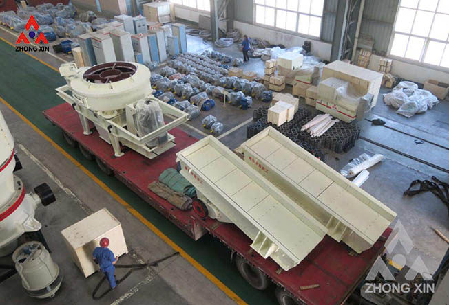 Features of multi-cylinder hydraulic cone crusher
