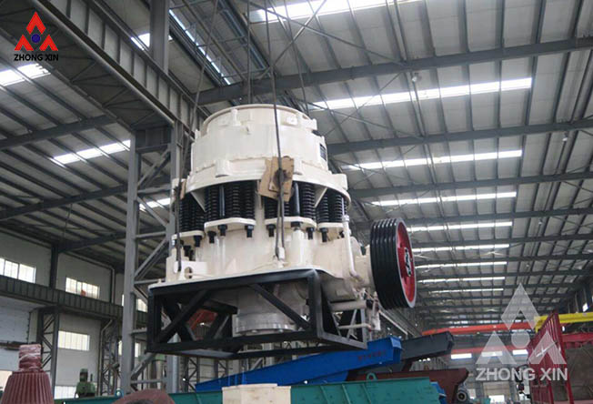 Reasons for the lack of sealing of cone crusher