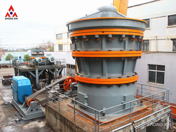 gyratory crusher