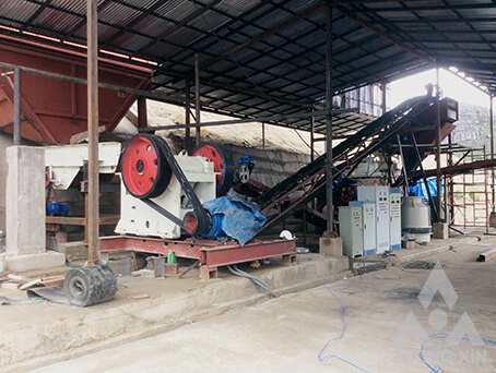 Jaw crusher is widely used in mining,construction,highway,railroad,etc.