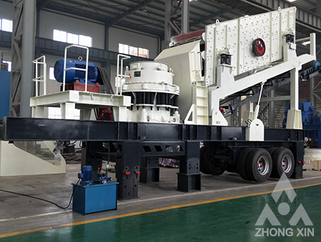 PC Series Mobile Cone Crusher Plants